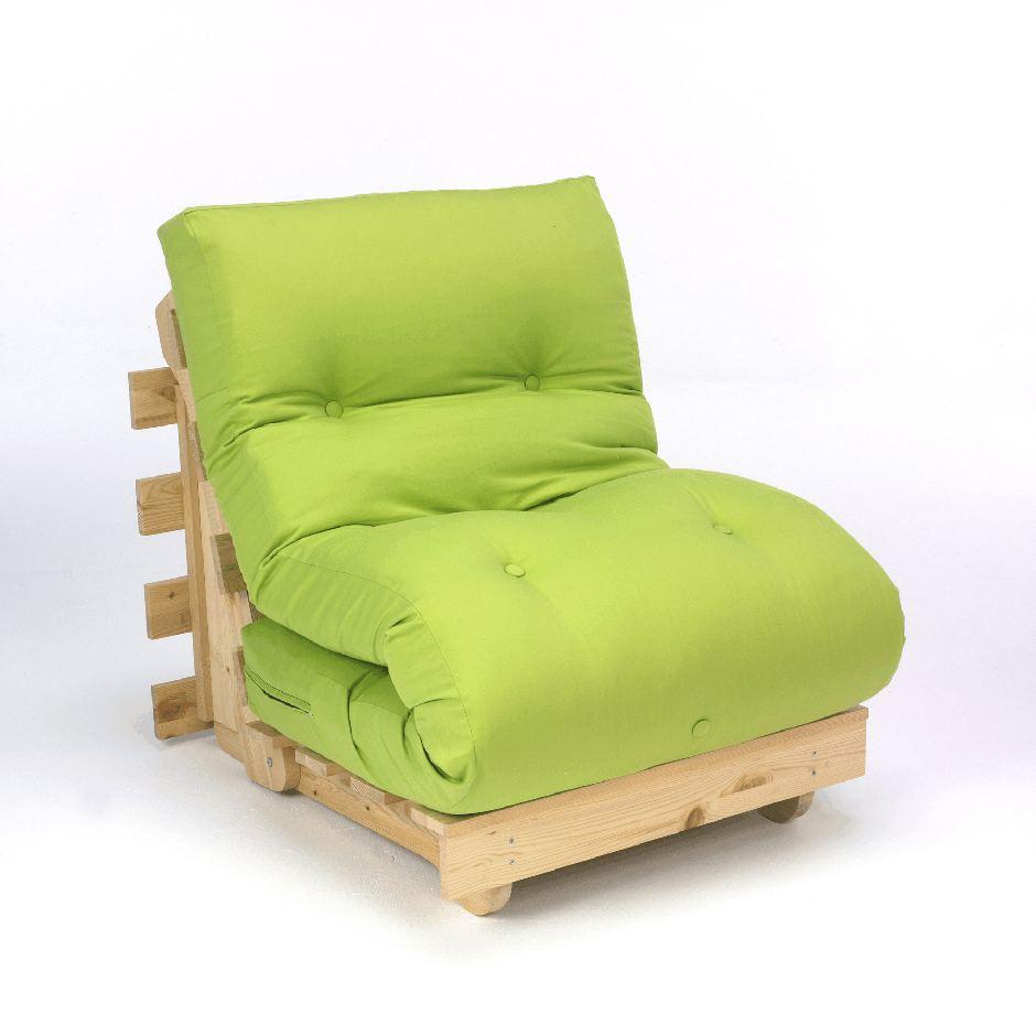 Darwin large single futon sofa bed
